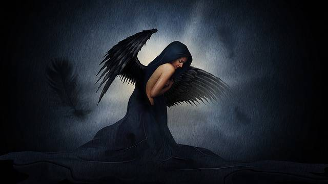 Angel Woman Wing - Free image on Pixabay (398439)