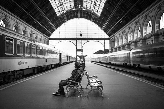 Train Station Adult City - Free photo on Pixabay (398858)
