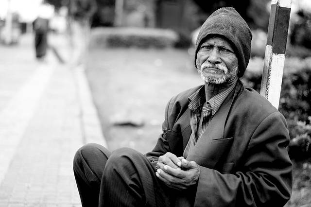Poor Black Poverty - Free photo on Pixabay (400503)
