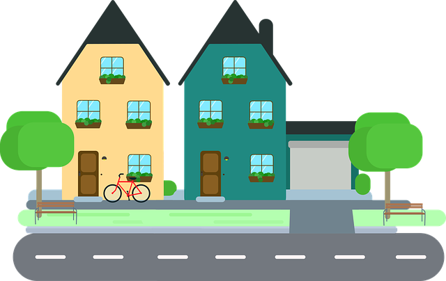 House Cottage Residence Family - Free vector graphic on Pixabay (401881)
