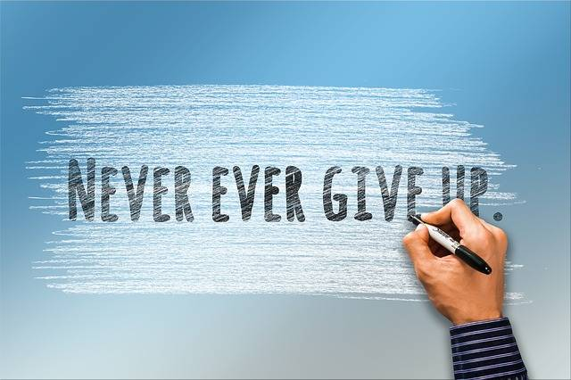 Never Give Up Auto Task - Free photo on Pixabay (402069)