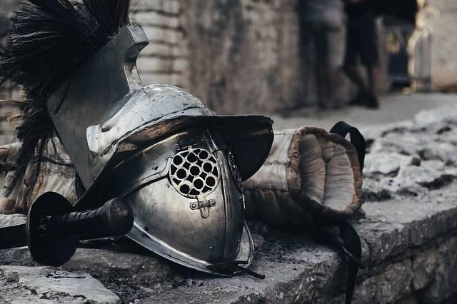 Gladiator Warrior Gear - Free photo on Pixabay (402692)