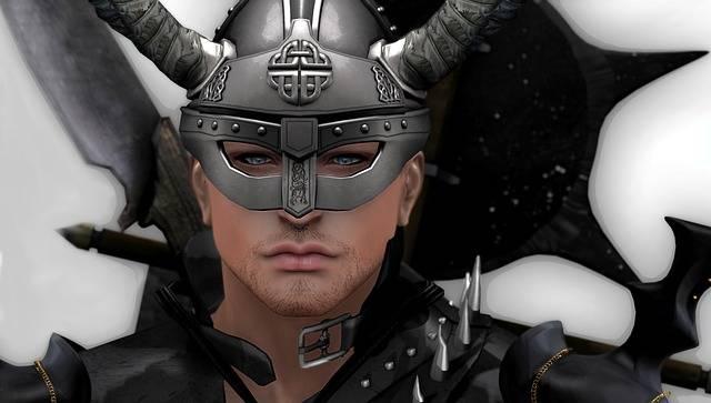 Viking Norse Warrior - Free image on Pixabay (402695)