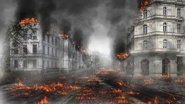 Armageddon Destruction Apocalypse - Free photo on Pixabay (402712)