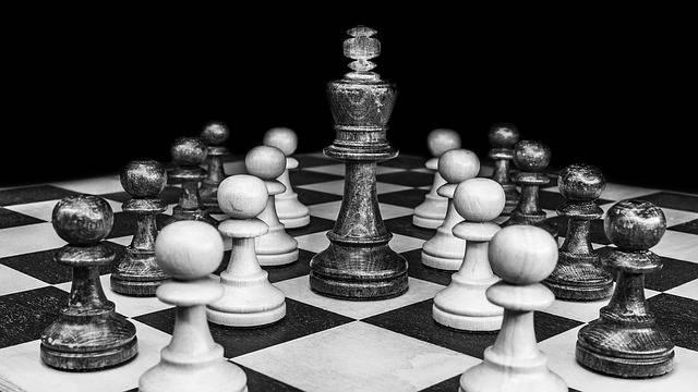 Chess King Pieces - Free photo on Pixabay (402717)