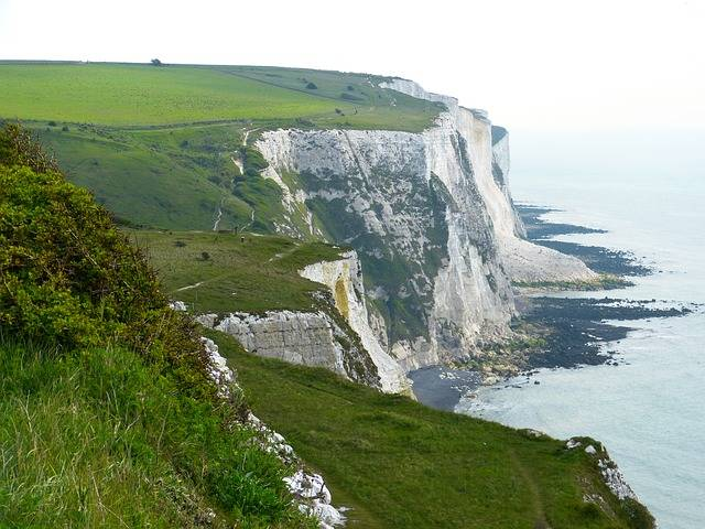 White Cliffs Dover - Free photo on Pixabay (402723)