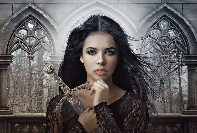 Joan Of Arc Fantasy - Free photo on Pixabay (402731)