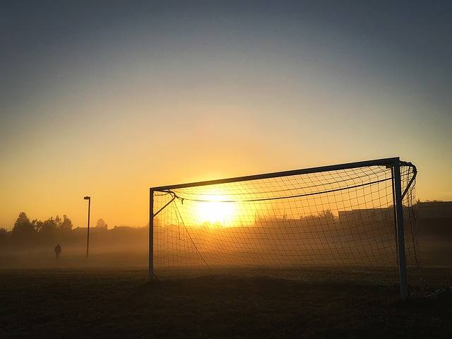 Soccer Football Net - Free photo on Pixabay (403481)
