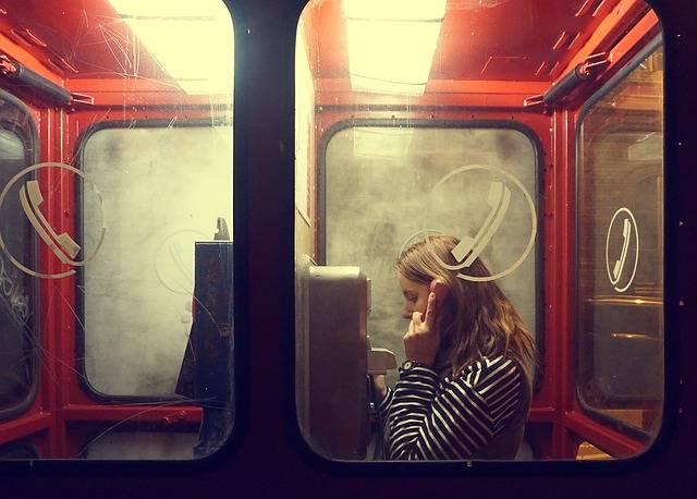 Budapest Girl Talking - Free photo on Pixabay (403494)