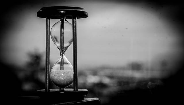 Time Clock Hourglass - Free photo on Pixabay (404476)