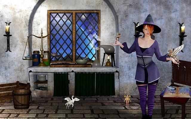 Fantasy Mage Mythical Creatures - Free photo on Pixabay (405124)