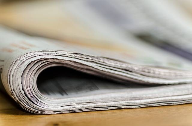 Newspapers Leeuwarder Courant - Free photo on Pixabay (405646)