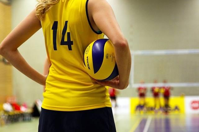 Volleyball Sport Ball - Free photo on Pixabay (405661)