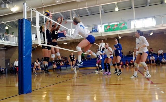 Volleyball Women Return - Free photo on Pixabay (405667)