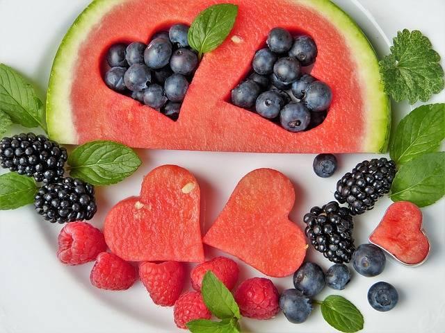 Fruit Watermelon Fruits - Free photo on Pixabay (406466)