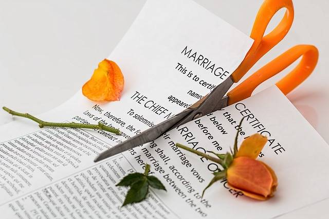 Divorce Separation Marriage - Free photo on Pixabay (406498)
