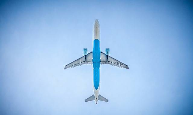 Airplane Aircraft Take Off - Free photo on Pixabay (406568)