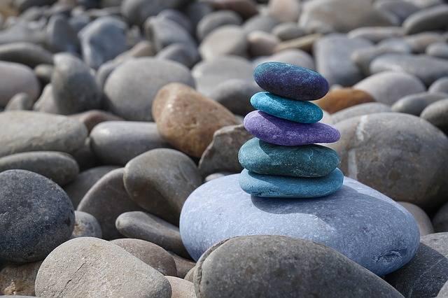 Stones Meditation Zen - Free image on Pixabay (406749)