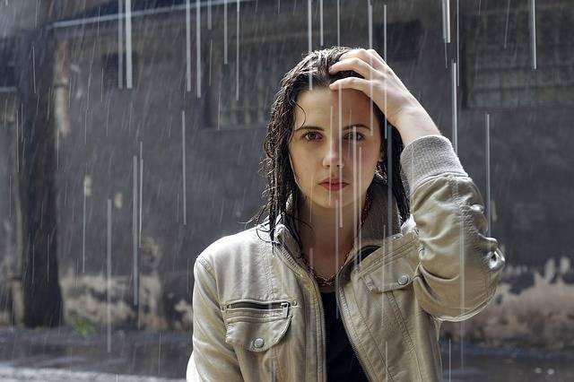 Adult Rain Woman - Free photo on Pixabay (406793)