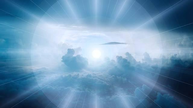 Clouds Sky Light - Free photo on Pixabay (406817)