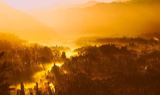 Sunrise Morning Sunlight - Free photo on Pixabay (406882)