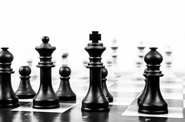 Chess Strategy Board - Free photo on Pixabay (408194)