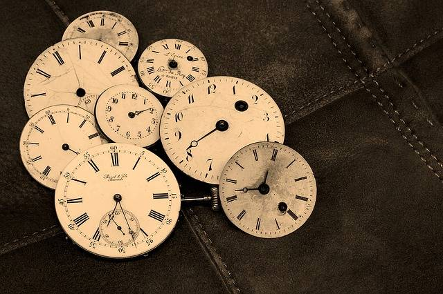 Watches Old Antique Time - Free photo on Pixabay (408357)