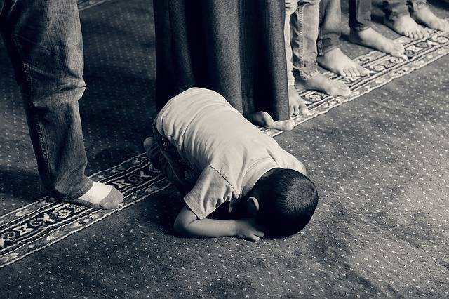Kid Praying Muslim - Free photo on Pixabay (408486)