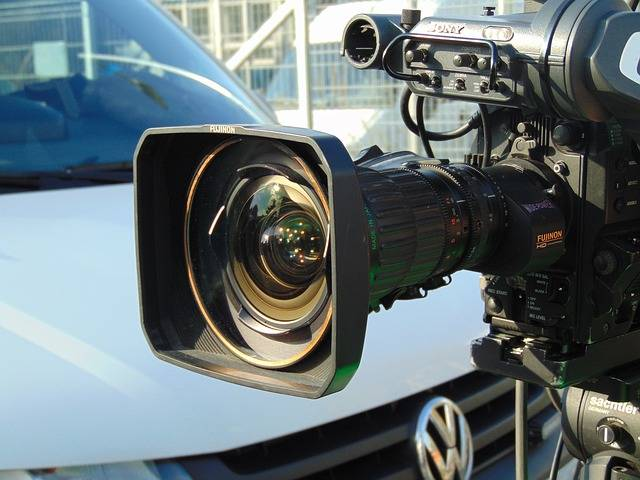 Broadcast Tv Camera - Free photo on Pixabay (408580)