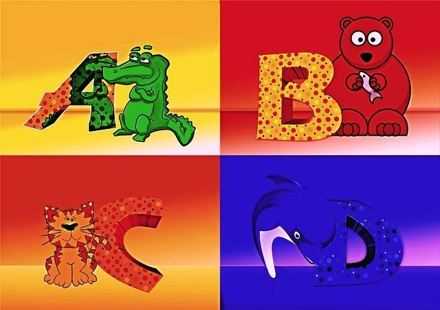 Letters Alphabet Abc - Free image on Pixabay (408599)