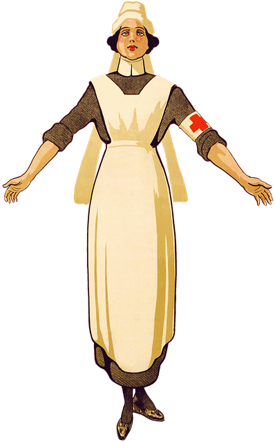 Nurse Red Cross First World War - Free image on Pixabay (409634)