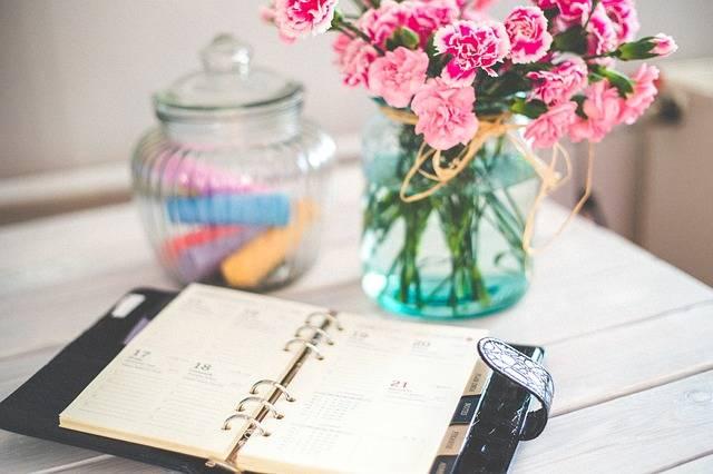 Organizer Calendar Schedule - Free photo on Pixabay (409705)