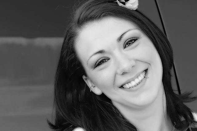 Girl Laugh Face - Free photo on Pixabay (409819)