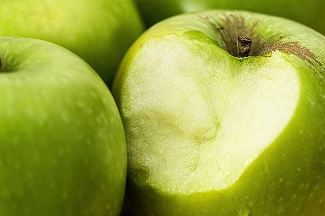 Apple Green Bite - Free photo on Pixabay (409862)