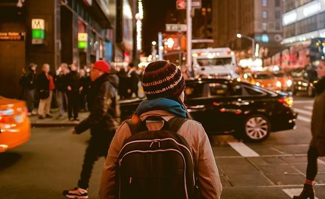 People Walking City - Free photo on Pixabay (411085)