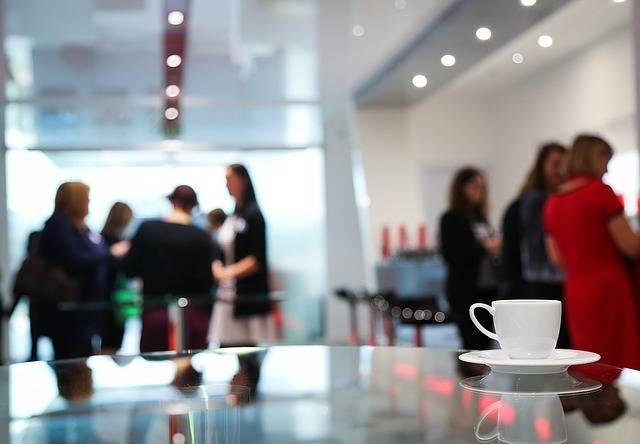 Coffee Break Conference Women - Free photo on Pixabay (411120)