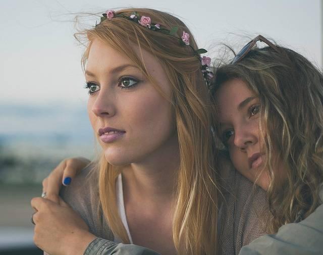 Woman Sisters Siblings - Free photo on Pixabay (411604)