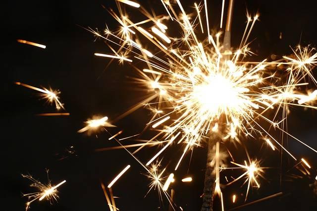 Celebration Festival Sparkler - Free photo on Pixabay (411648)