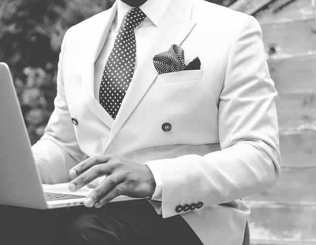 Suit Man Dapper - Free photo on Pixabay (411659)