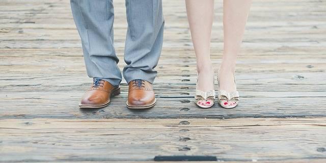 Feet Man Woman - Free photo on Pixabay (411671)