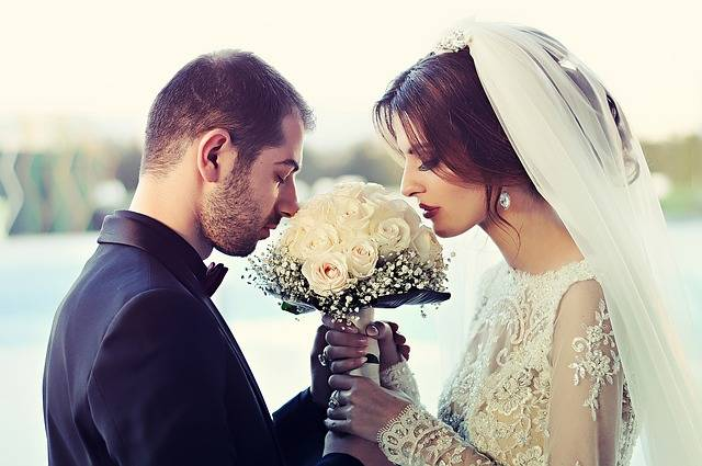 Wedding Couple Love - Free photo on Pixabay (411673)