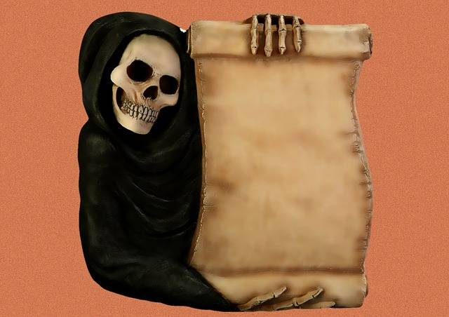 Terror Halloween Chilling - Free image on Pixabay (411890)