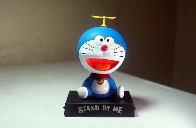 Toy Doraemon Robot - Free photo on Pixabay (411904)