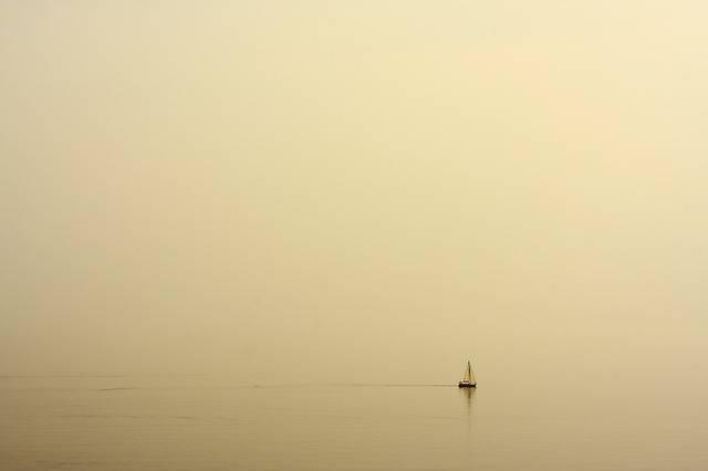 Boat Haze Ship - Free photo on Pixabay (412081)