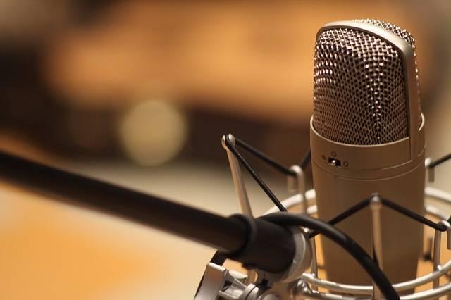 Microphone Music Studio - Free photo on Pixabay (413096)