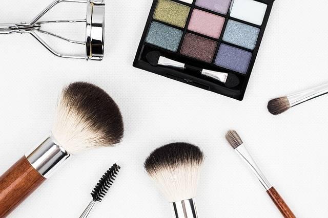 Makeup Brush Make Up - Free photo on Pixabay (413126)