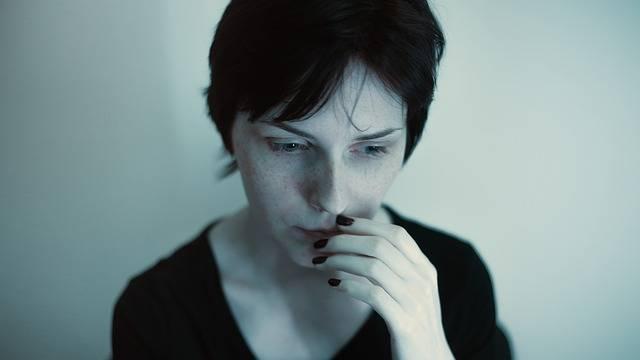 Portrait Grim Girl - Free photo on Pixabay (413403)