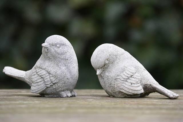 Birds Decoration Figurines - Free photo on Pixabay (413469)