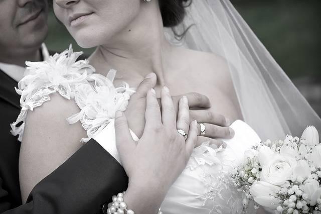 Wedding Rings - Free photo on Pixabay (413482)