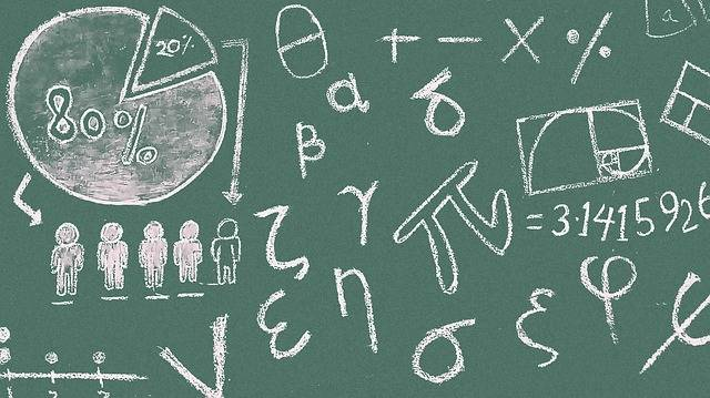 Math Symbols Blackboard - Free image on Pixabay (413550)